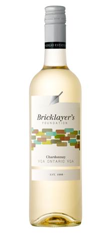 Bricklayer's Chardonnay 750 mL No Date Web