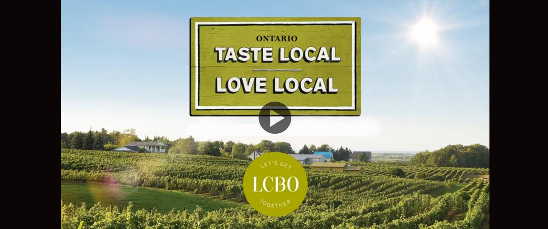 Taste Local Series - LENS