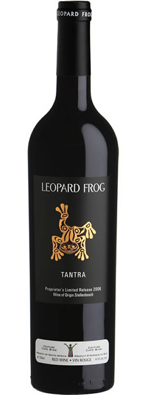 Leopard Frog - Tantra