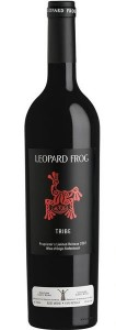 leopard frog-tribe
