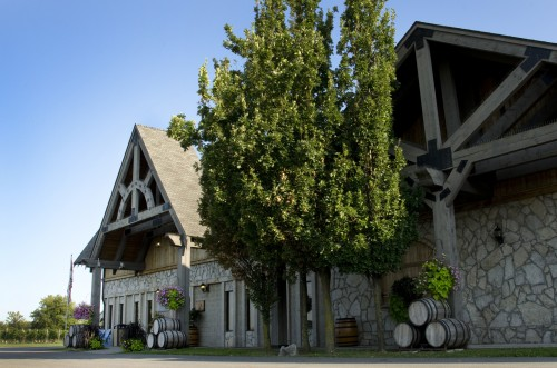 Visit our beautiful guest centre, nestled amongst our vineyards in Harrow, ON.