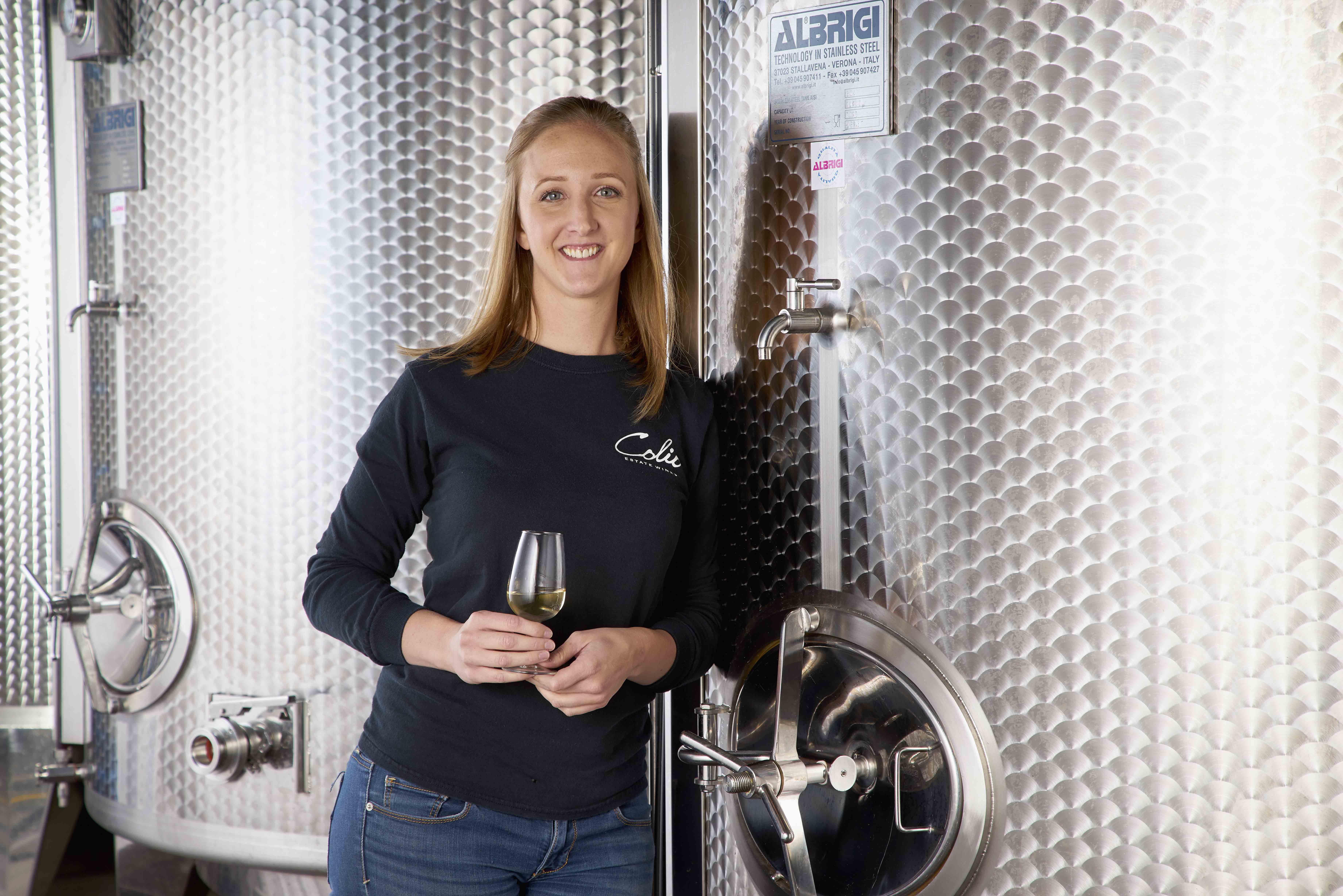 Allison Christ, Colio Estate Wines WOMEN AND WINE