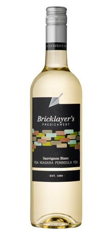 Bricklayer's predicament Sauvignon Blanc no vintage web