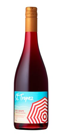 St Tropez Red Web