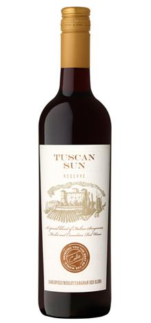 Tuscan Sun Reserve WEBSITE