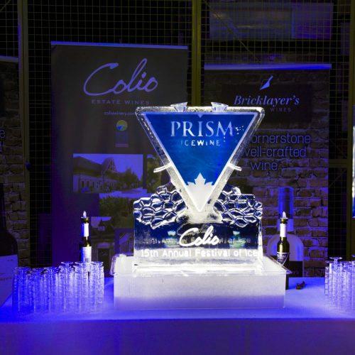 Prism Ice Wine Event