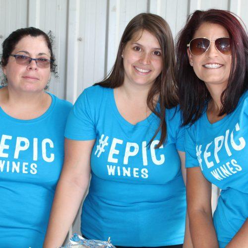 EPIC Vintage Wine Tasting