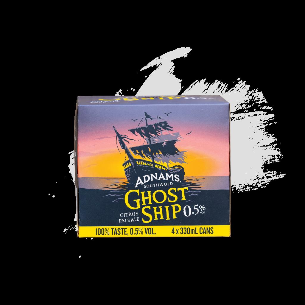 Adam's Ghost Ship Citrus Pale Ale