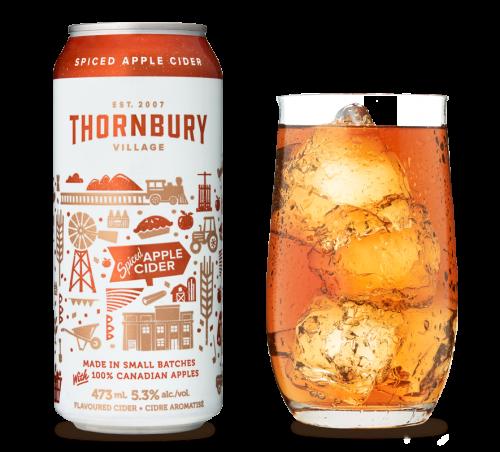 Thornbury Spiced Apple Cider