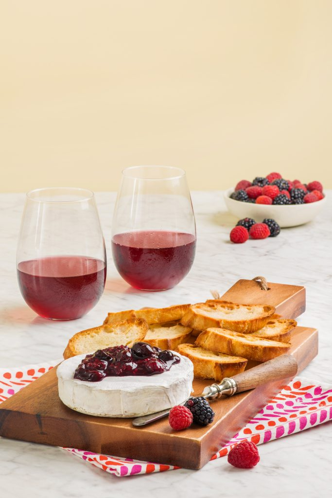 Girls' Night Out Summer Brie